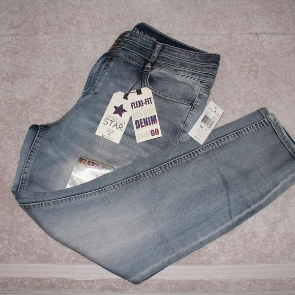 Vanilla Star Denim - NWT Vanilla Star High Rise Skinny Stretch Jeans